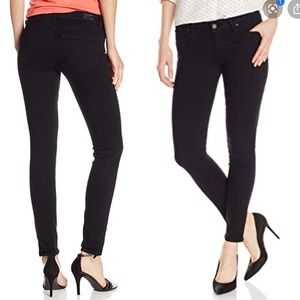 Paige Verdugo Ankle Skinny Jeans Anthropologie